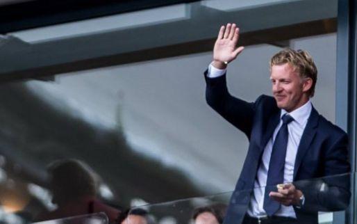 Feyenoord en Van Geel doen het echt knap en bewonderenswaardig met Kuyt