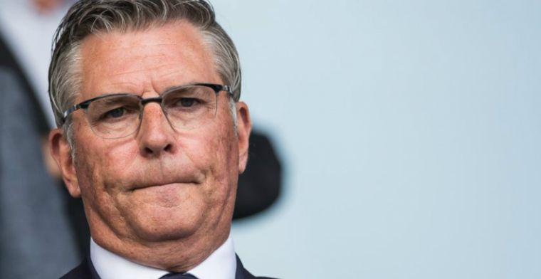Van Geel: 'Kijk naar Jong Ajax. Van 20 spelers is alleen Bazoer echt doorgebroken'
