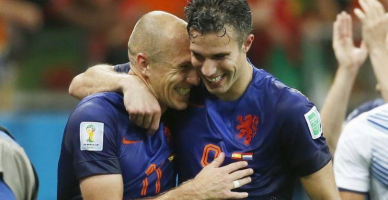Iconische foto van Robben gaat viral: 'Pas na drie uur dacht ik: shit, mooie foto'