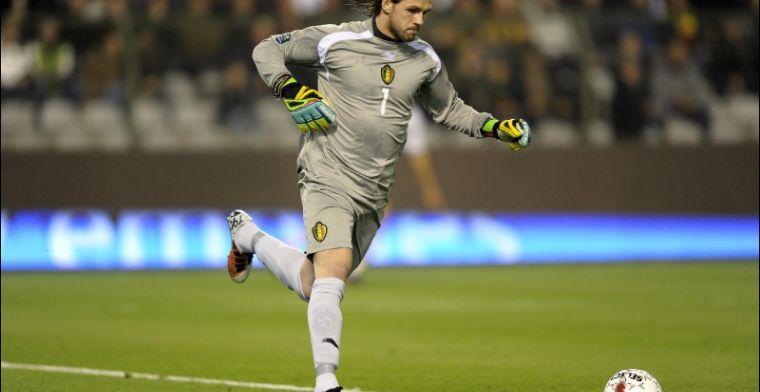 """Belgische doelman is realistisch: """"Zij zijn nog geen dertigers"""