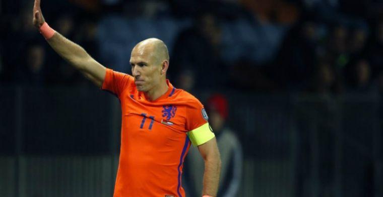 Gegrapt over Oranje-afscheid in 2010: 'Dan waren er wel zes of zeven gestopt'