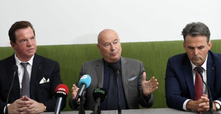 Geen Anderlecht, wel Antwerp voor D'Onofrio: Iedereen heeft ego