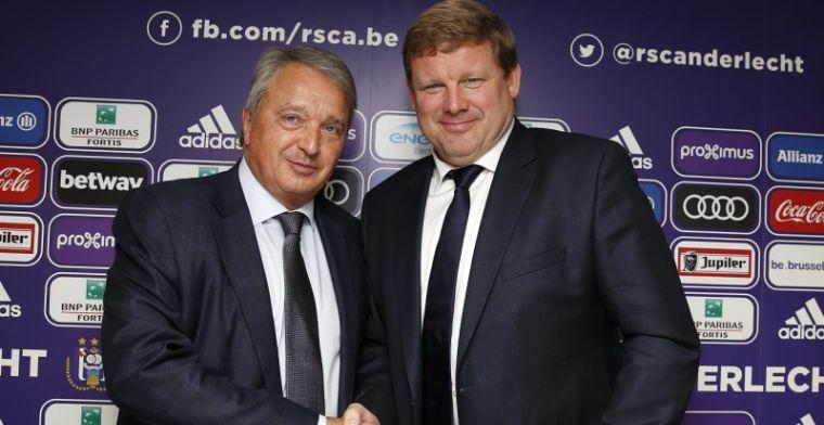 Ongelooflijk: 'Speler van Anderlecht had vetpercentage boven de twintig procent'