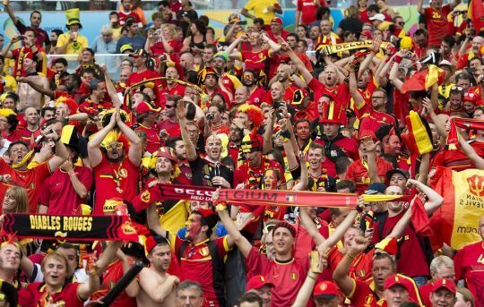 WK-loting: reekshoofd België kan voorlopig deze tegenstanders treffen