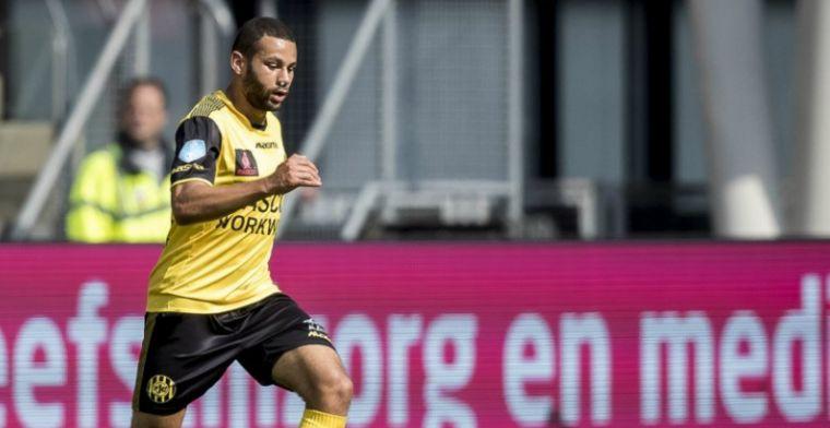 Roda JC-aanwinst verbannen in Duitsland: Ik weet nog steeds niet waarom