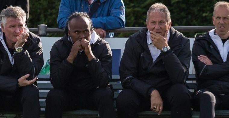 'Al geven ze me een miljoen euro, ik zou nooit voor Ajax kunnen spelen'