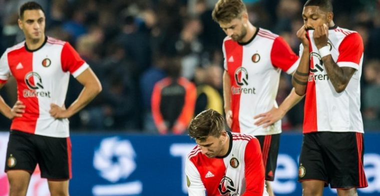 Feyenoord-aankoop op de bank: 'Je zit je soms wel te verbijten'