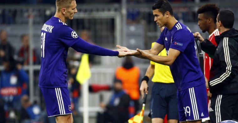 """Anderlecht-coach bejubelt concurrent Teodorczyk: """"Misschien de beste in België"""