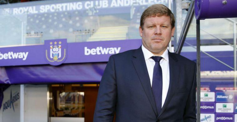 Vanhaezebrouck dolt: Verschil tussen Gent en Anderlecht? De file