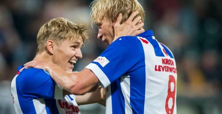 'Real Madrid bereikt akkoord met Spaanse club over huurdeal Odegaard'