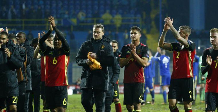 Laagste odds ooit: bookmakers geloven in WK-winst voor Rode Duivels