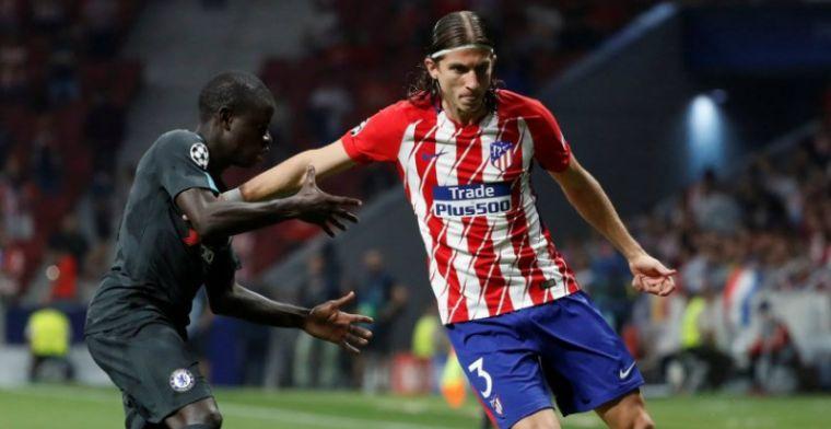 Atlético-back 'vond zichzelf niet' bij Ajax: Ik dronk meer dan zou moeten