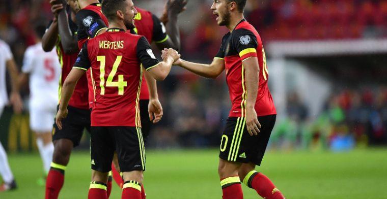 'Mertens heeft uitzicht op transfer naar Europese klepper'