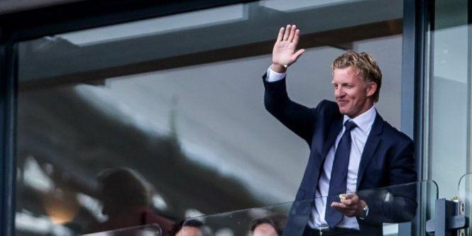 Feyenoord wilde niet verder met voetballer Kuyt: 'Zo laten ze me zeggen: ik stop'