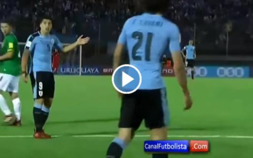 Cavani clasht na Neymar nu op het veld met Suarez: niet meejuichen na geruzie