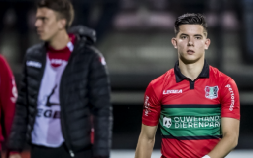 Transfernieuws | Kadioglu schuift Vitesse opzij en verlengt bij NEC: 'Veel op hem afgekomen'