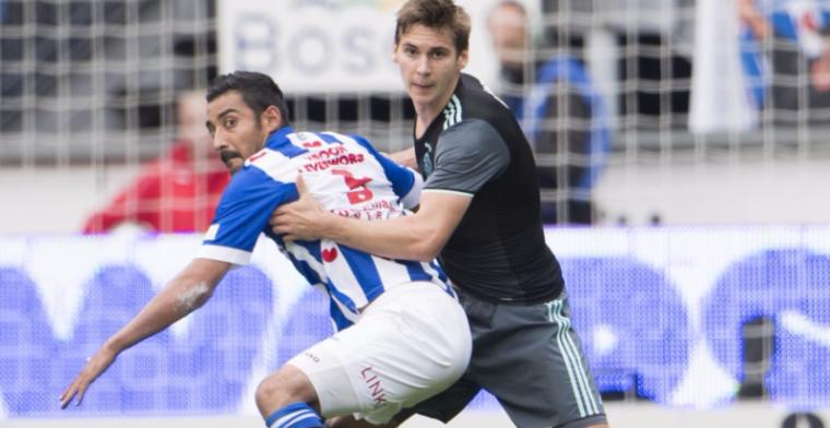 'Of ik sneller een vriendin krijg nu ik bij Ajax speel? Zou niet uit moeten maken'