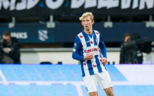Transfernieuws | 'FC Twente en Heracles geïnteresseerd in bankzitter van Heerenveen'