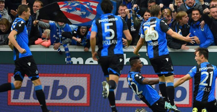 Club-middenvelder zorgt in wedstrijd tegen Oostende voor een mooi record