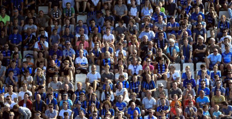 Club Brugge-speler stuit op onbegrip: Hij laat de ploeg in de steek