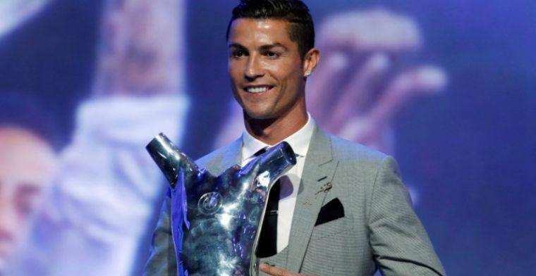 'Ronaldo laat zich ook naast het veld gelden en vraagt transfer van Rode Duivel'