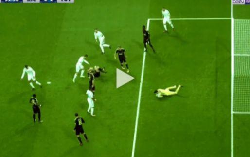 WTF! Vertonghen gaat gretig neer en zorgt voor gele kaart Ronaldo