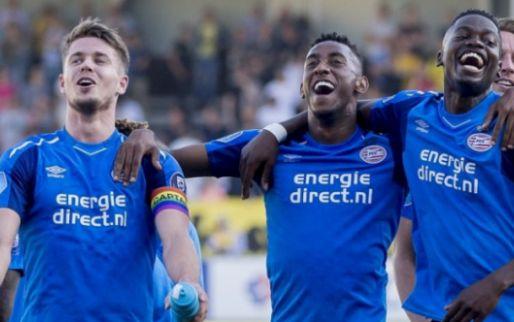 Politie doet verzoek aan PSV-spelers en opent klopjacht: Weten we nog niet