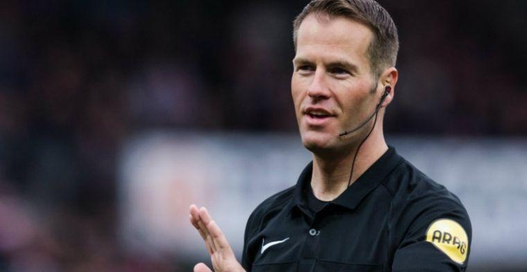 KNVB wijst scheidsrechter voor Klassieker aan: Makkelie maakt 'debuut'