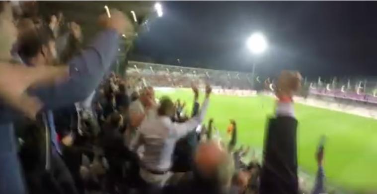 Thuiswedstrijd voor Oostende tegen Club, maar dat was er niet aan te zien