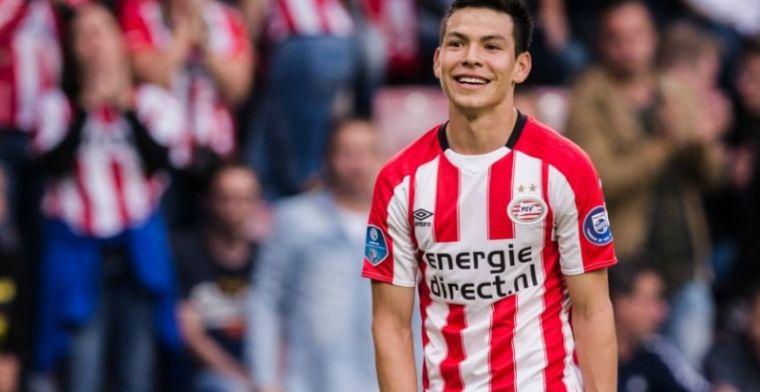 'PSV zal goed gaan meedoen om de titel en dat had ik eerlijk gezegd niet verwacht'