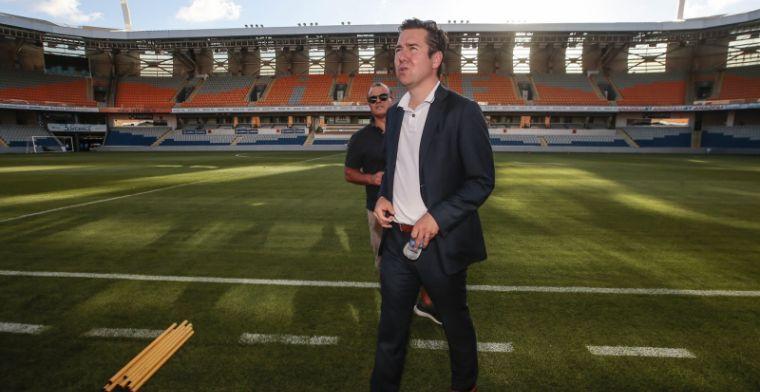 Mannaert houdt Jupiler Pro League-spits in het oog: Een enorm potentieel