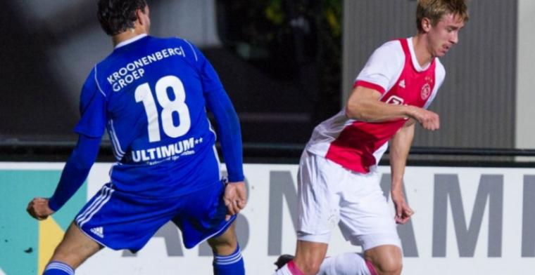 Vertrokken Ajax-talent haalt herinneringen op: Zingen na de wedstrijd, drankjes