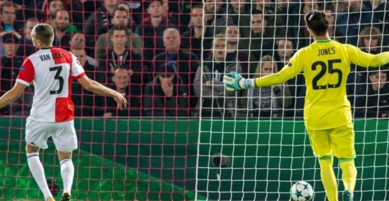 Feyenoord verliest ook derde groepswedstrijd en zit in benarde positie