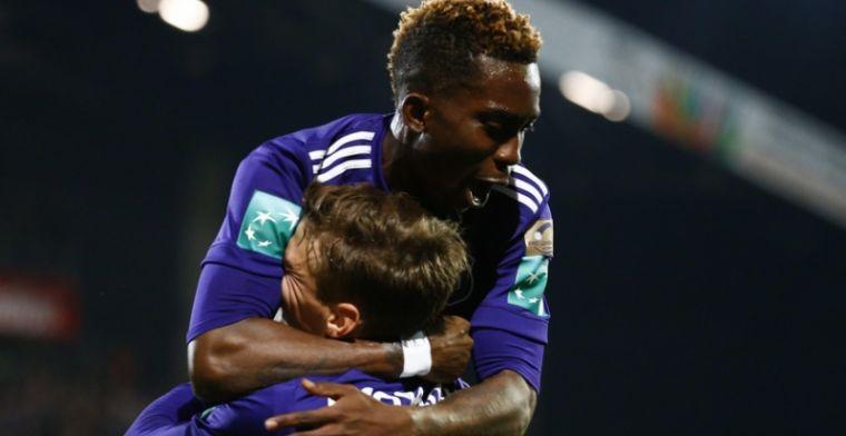 Anderlecht krijgt geweldig transfernieuws: Het plan blijft hetzelfde