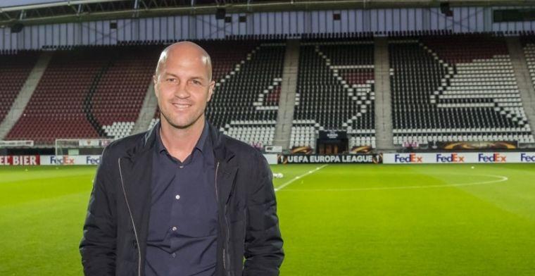Geruchten uit Italië: Ajax wil wereldberoemde naam als opvolger Overmars