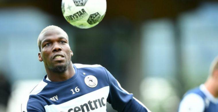 Ongelukkige situatie in Eindhoven: Pogba raakt geblesseerd en vertrekt weer