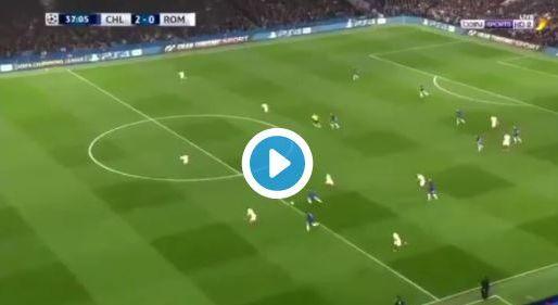 GOAL: Hazard pikt ook zijn doelpuntje mee in de Champions League