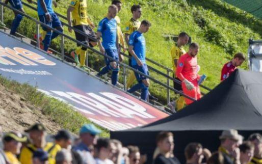 Afbeelding: Limburgse politie heeft verdachte VVV-fans op het oog: 'Maar nog geen namen'