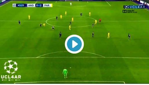 GOAL: PSG maakt er een mission impossible van voor Anderlecht