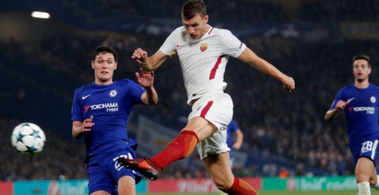 Spektakel bij Chelsea - Roma, supertrio doet het voor PSG, Messi op 100