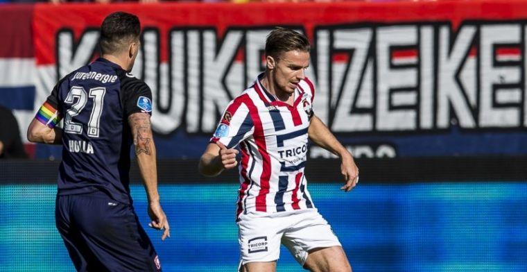 Na acht jaar weg bij Ajax: 'Was er klaar mee, kon het niet verdragen'