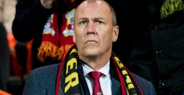 'Beloftenteams horen niet thuis in de Jupiler League, het is competitievervalsing'