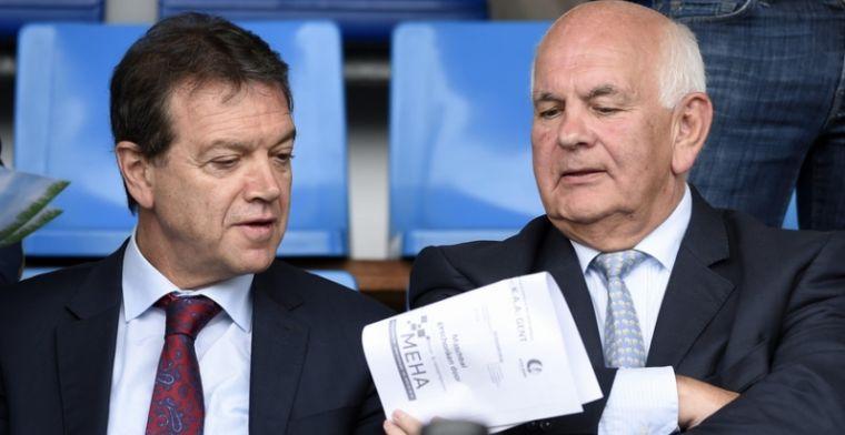 Louwagie zet topaankoop van Gent onder druk: Het is niet goed genoeg