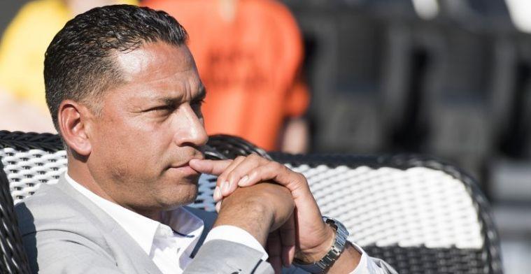 Gehavend Vitesse reist af naar België: Die twee moeten het maar gaan invullen