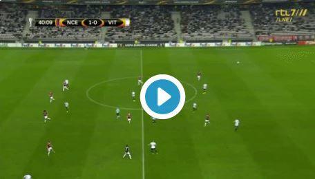 NICE! Technisch hoogstandje komt niet van de spelers tijdens Essevee - Vitesse