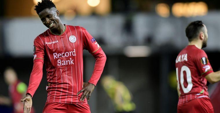 Duel der Lage Landen in Europa League zonder winnaar: Essevee blijft zoeken