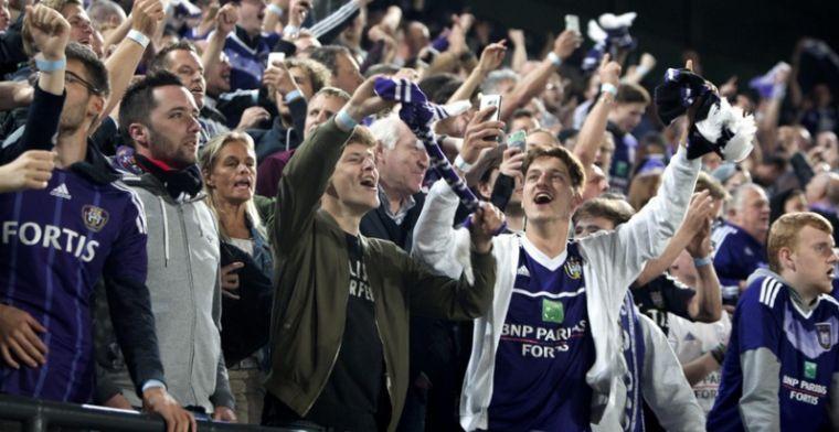Oude bekenden RSCA terug in België: Supporters op de banken