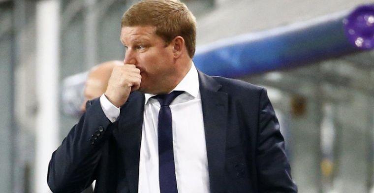 Pijnlijke cijfers: Anderlecht op weg naar slechte start ooit in de CL-geschiedenis