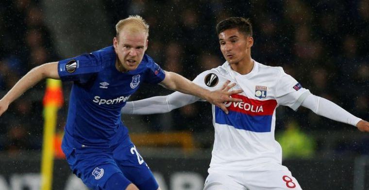 Everton-fans bashen 'flop' Klaassen: 'Hebben we de bon nog?'