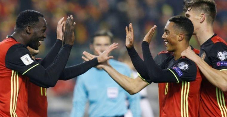 WK-Belg terug in het land, supporters zien het graag gebeuren